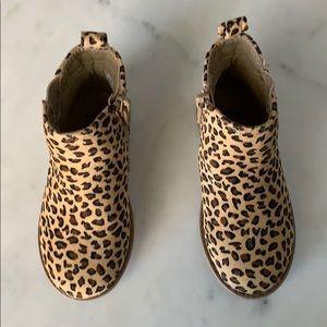 Brand new gap cheetah girls boots!!